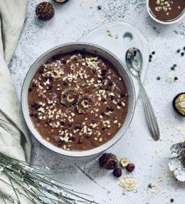Rocher®-Porridge Rezept